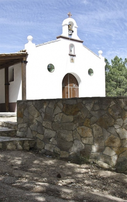 Ermita de San Isidro en Arcas