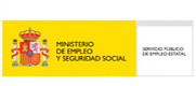 logo de servicio de empleo estatal