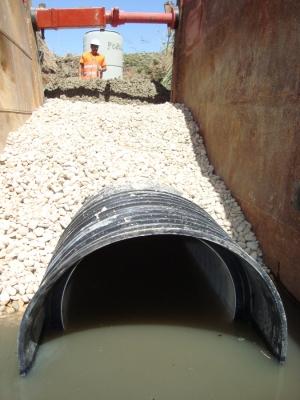Colector de aguas residuales