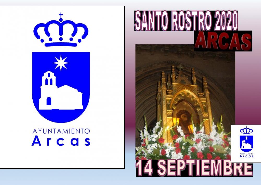 Fiestas Santo Rostro 2020. Actos religiosos y horarios.
