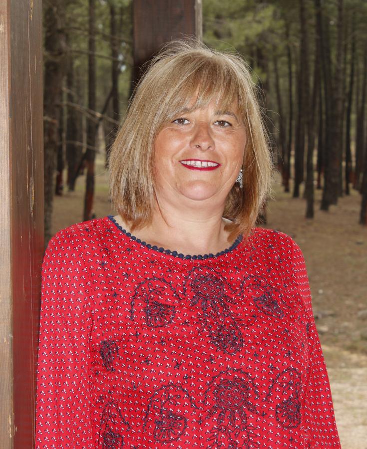 Imagen de María Pilar Belmonte Fernández