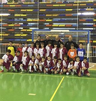Escuela de Fútbol de Arcas